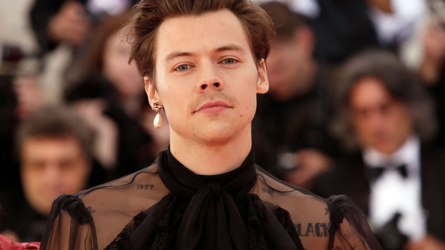 Harry Styles. (Reuters)