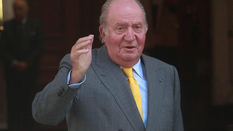El rey emérito Juan Carlos I. (Reuters)