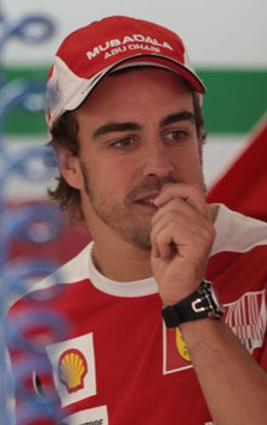 Así será Alonso campeón en Brasil