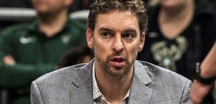 Post de El accidentado comienzo de Pau Gasol en los Bucks: lesionado hasta 'playoffs'