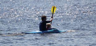 Post de Desaparecidos dos de los ocupantes de un kayak en la playa de Coira (A Coruña)