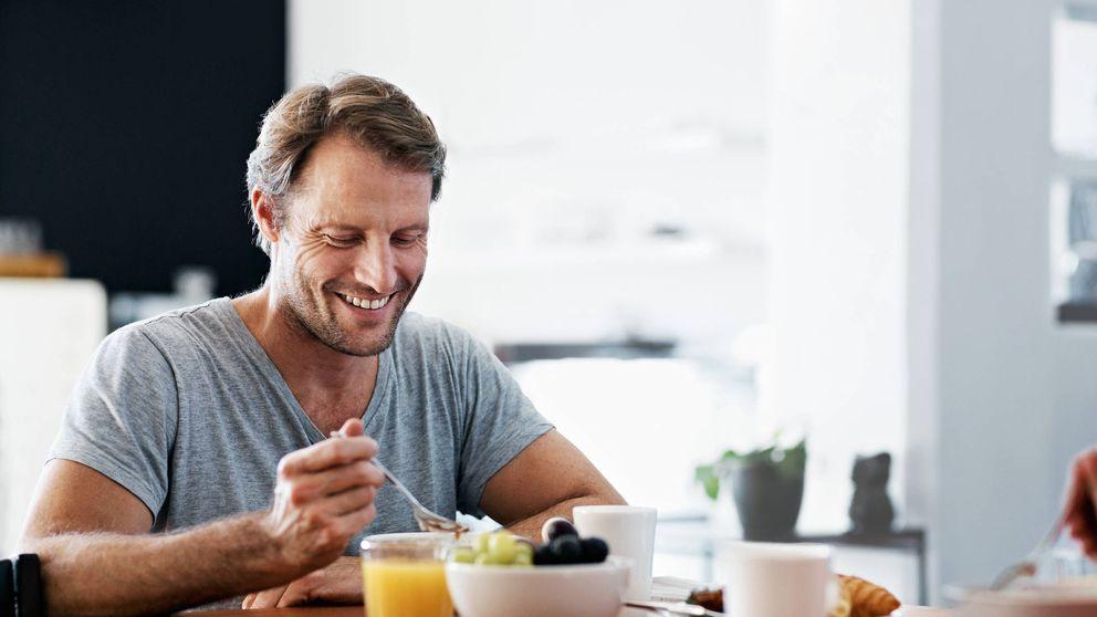Cómo alimentarte a partir de los 40 para seguir estando fuerte en la vejez