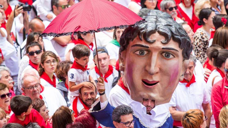 San Fermín también es una fiesta muy familiar. (Foto: SanFermin.com. © Javier Martinez de la Puente/Zubiko.com)