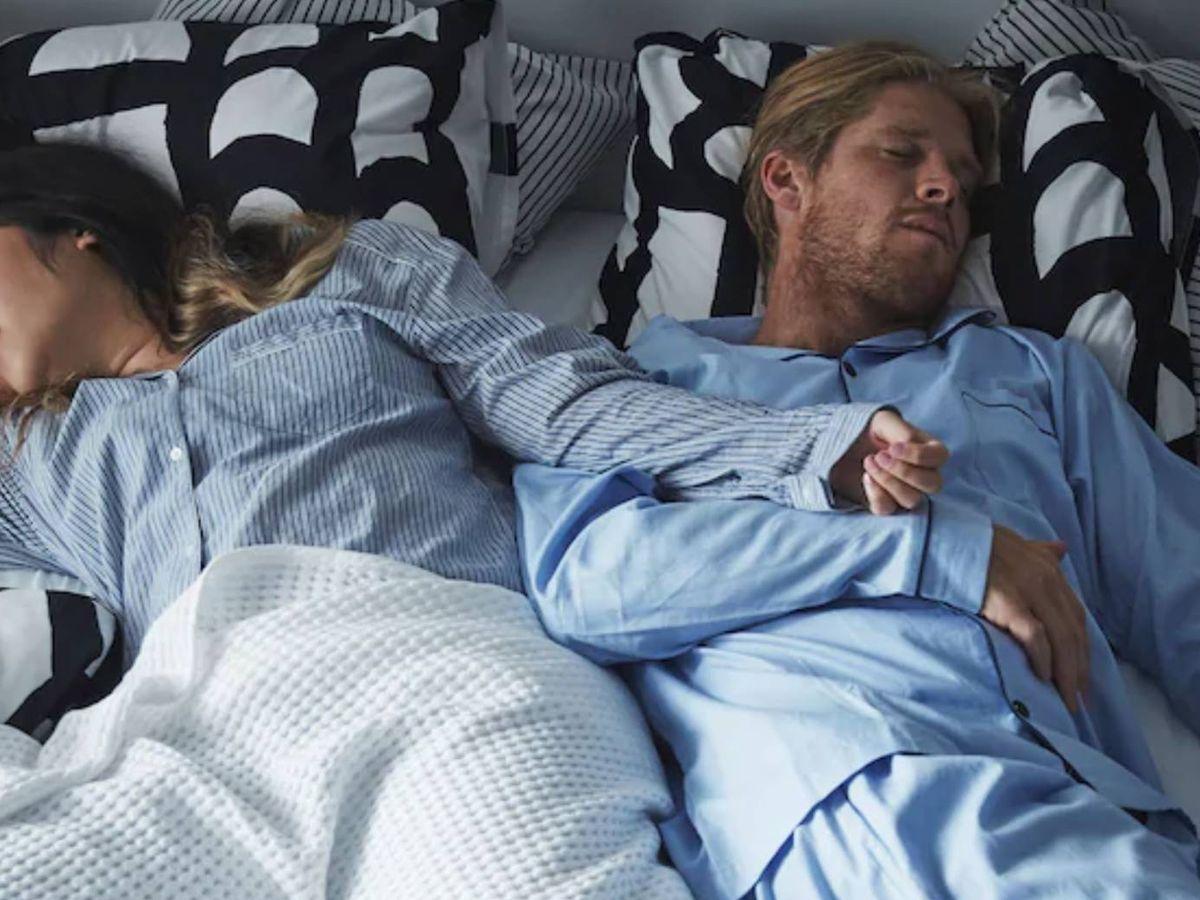 Foto: Ideas para dormir mejor de Ikea. (Cortesía)