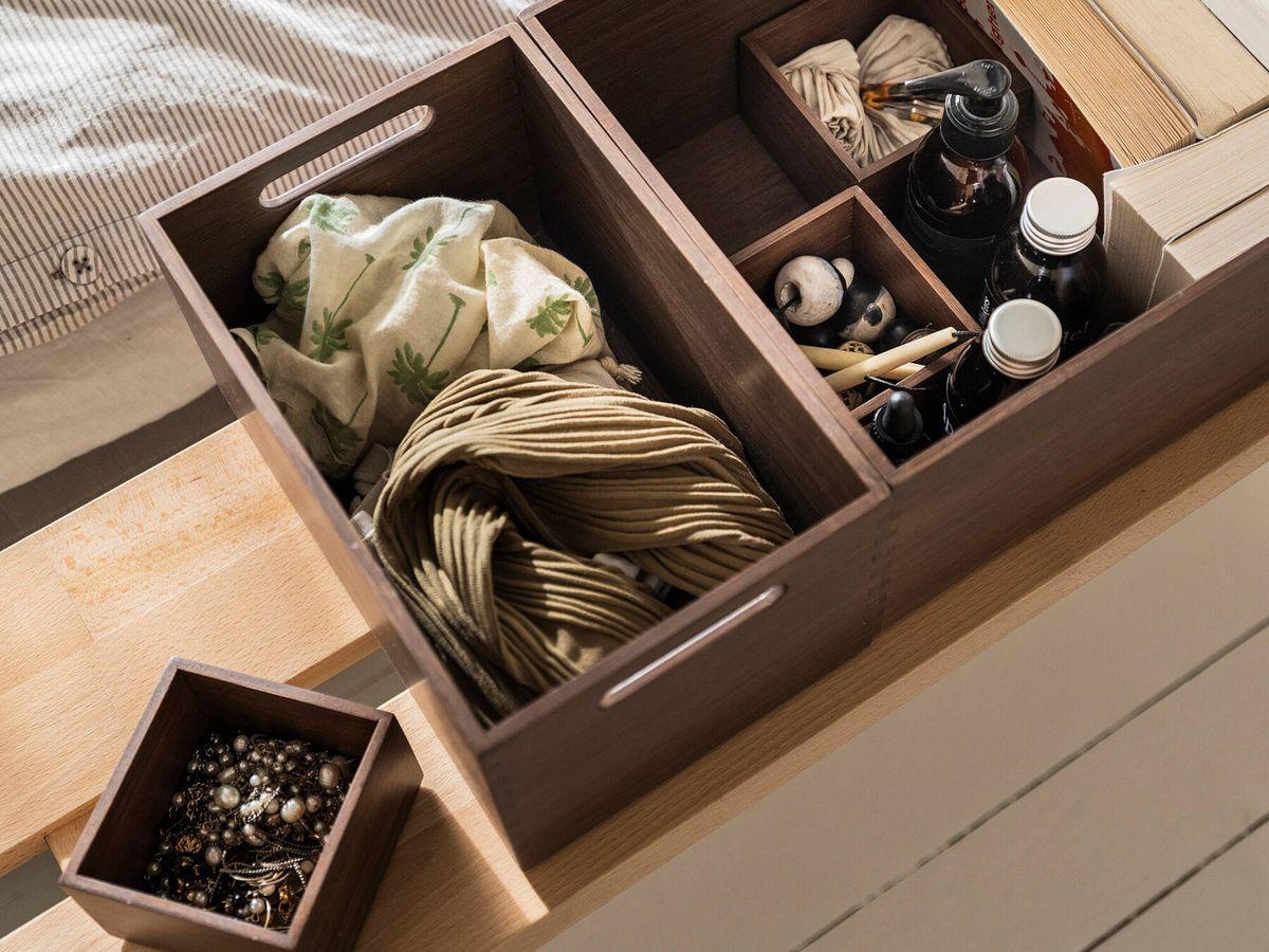 Foto: Novedades de Ikea para una casa ordenada. (Cortesía)