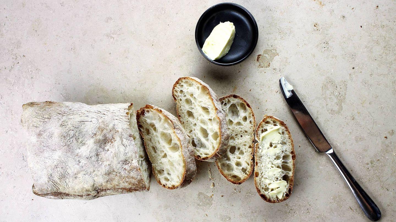 Adelgaza con la dieta del pan y la mantequilla. (Toa Heftiba para Unsplash)
