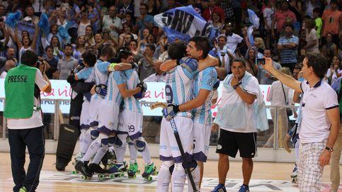 Argentina gana su quinto titulo mundial y evita el sexto consecutivo de España