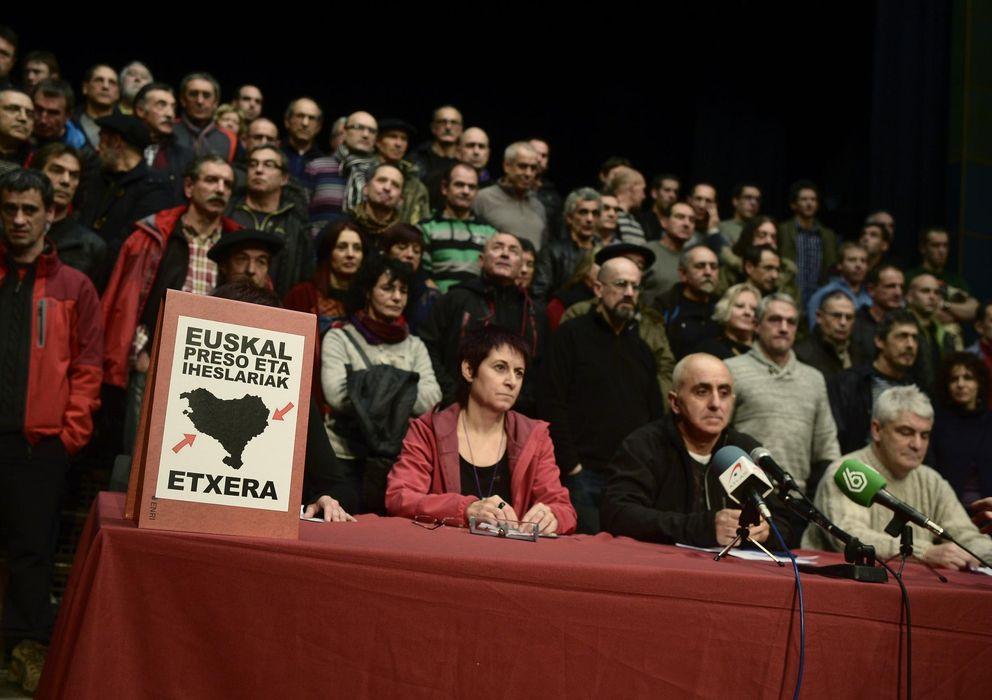 Foto: Acto de apoyo a los presos del pasado sábado (ReuterS