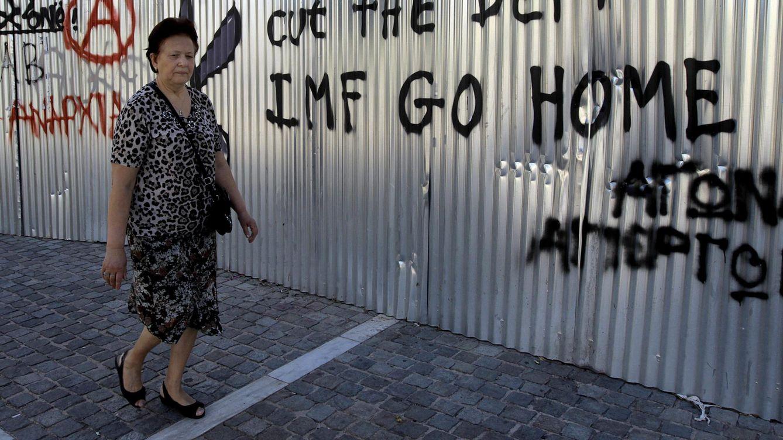 El día después de la salida de Grecia del euro