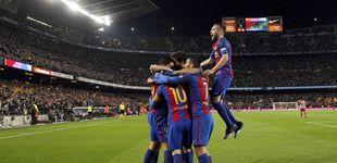 Post de La Copa ya no mola: una semifinal deja 31.620 asientos vacíos en el Camp Nou