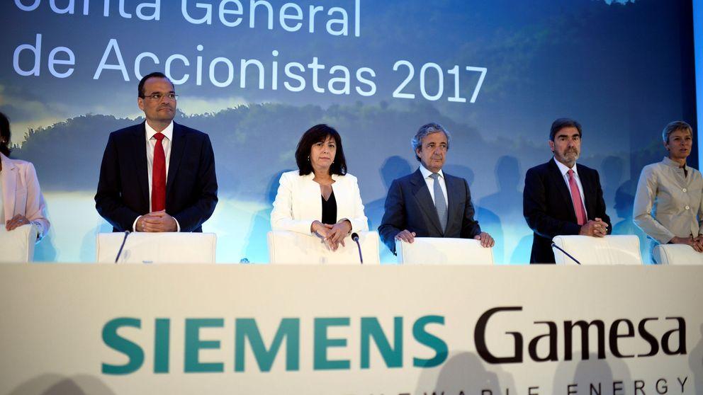 Siemens gana el pulso a Iberdrola: La CNMV no ve motivo para lanzar una opa en Gamesa