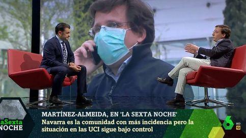 Iñaki López se defiende por las críticas de su entrevista a Almeida