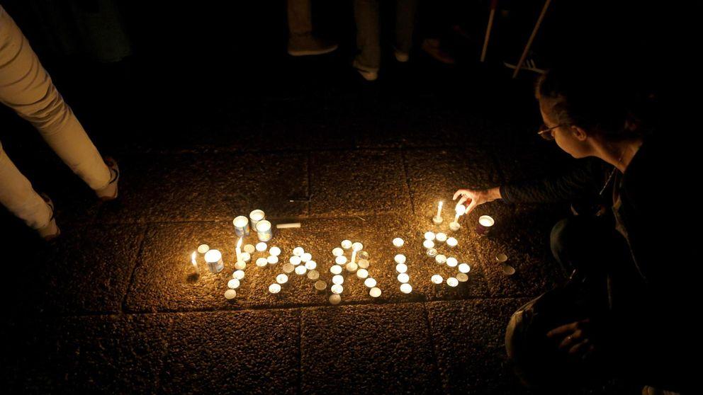 Las imágenes de un mundo conmocionado por los ataques de París