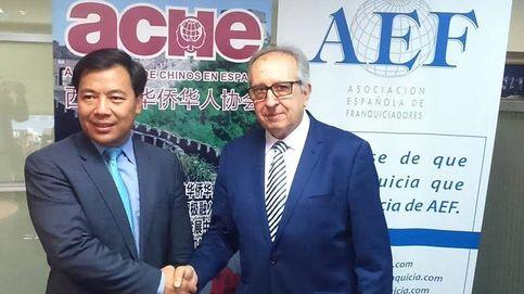 Franquiciador español busca franquiciado chino: Son trabajadores y tienen dinero