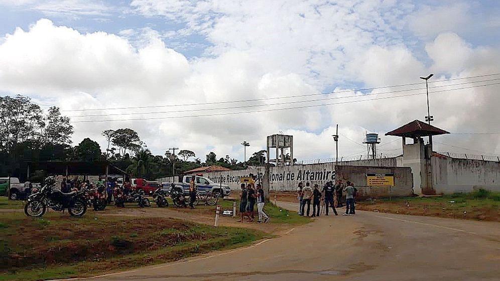 Foto: Enfrentamiento entre facciones deja casi 60 muertos una en cárcel del norte de Brasil. (Efe)