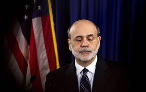 Bernanke, Draghi y Carney dan calabazas a la cita económica