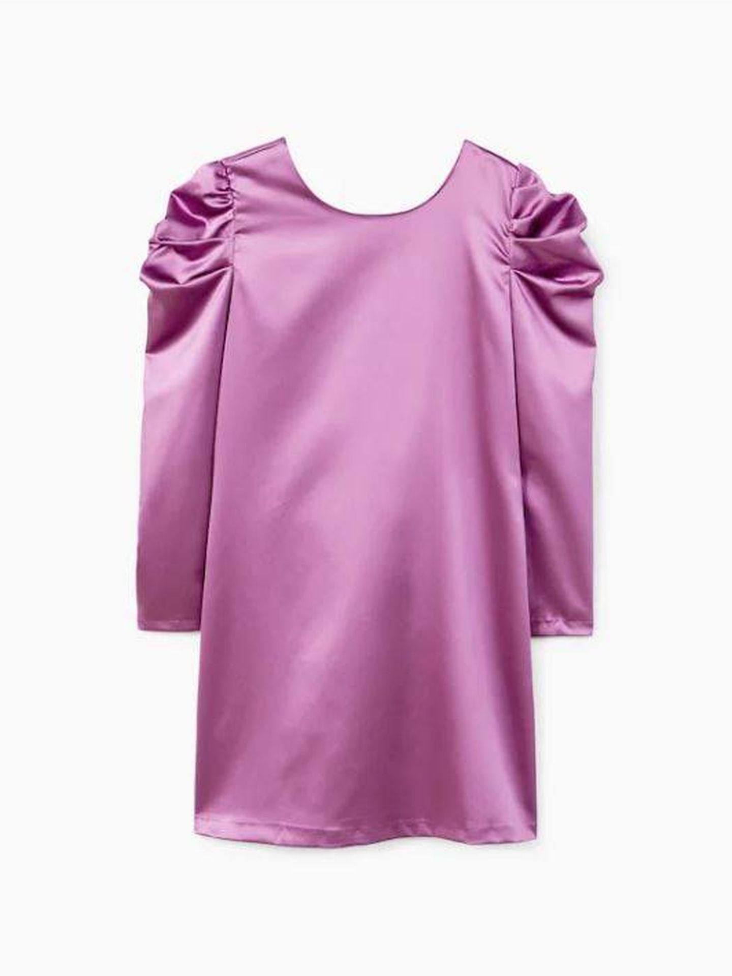 Vestido de Mango Outlet. (4,99 euros)
