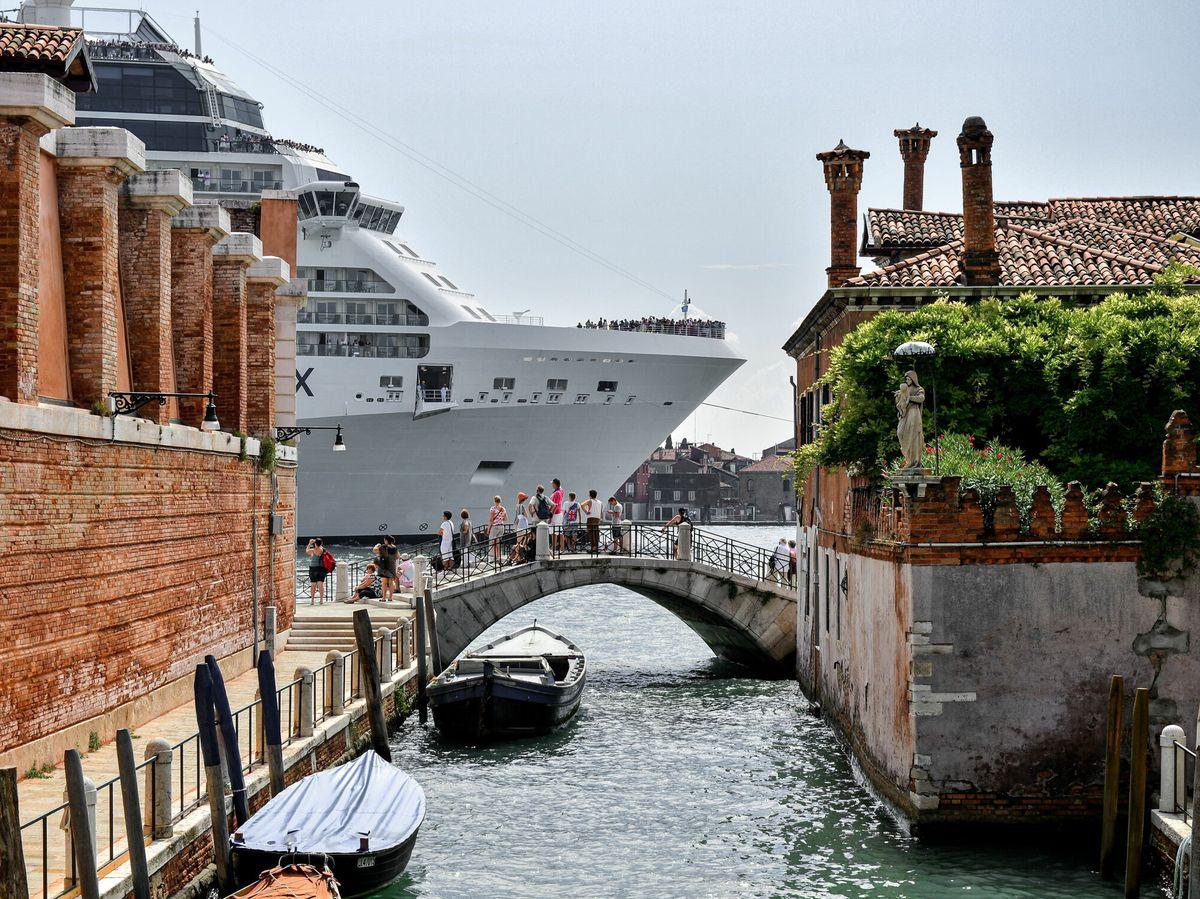 Foto: Venecia será de pago a partir del verano de 2022. Foto: Efe