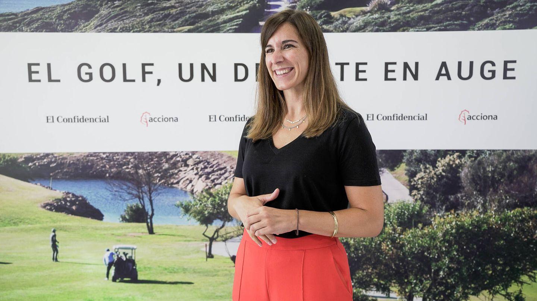 Sofía Miranda Esteban, titular del área delegada de deporte del Ayuntamiento de Madrid.