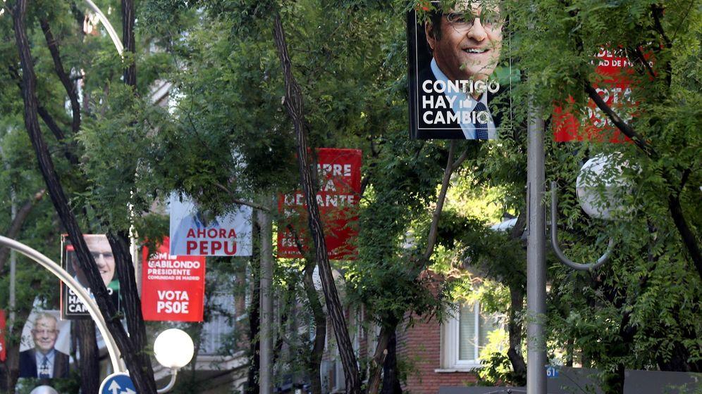 Foto: Campaña electoral. (EFE)
