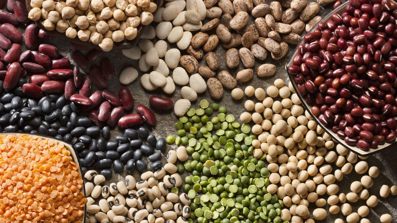 Las legumbres. Hidratos que solemos olvidar. (iStock)