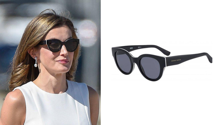 fa127f979e Todos los detalles de la colección de gafas de sol de la reina Letizia