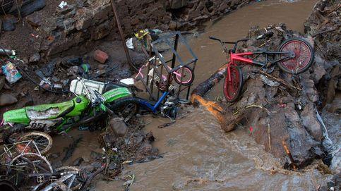 Varios muertos durante las lluvias en México
