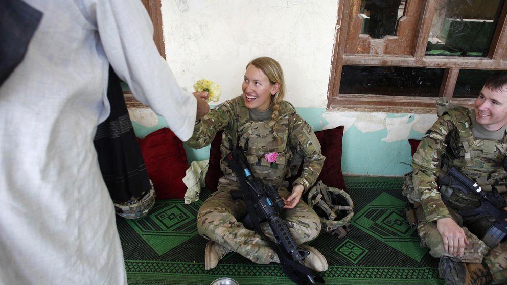 Así son las mujeres militares de Estados Unidos