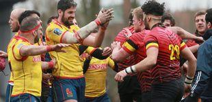 Post de El Bélgica-España de rugby está sorprendentemente cerca de repetirse