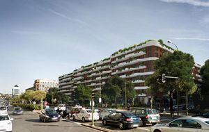 Increíble pero cierto: pisos a 3.400 € el metro cuadrado junto al Paseo de la Castellana