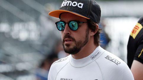 Fernando Alonso: Teníamos que arriesgar porque no teníamos nada que perder