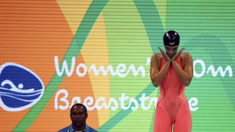 Foto: La nadadora rusa Yulia Efimova. (Reuters)