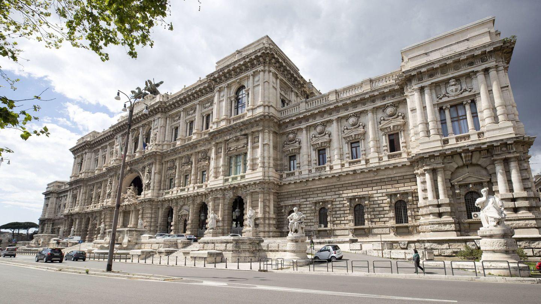 Casa de Gucci en Roma. (EFE)