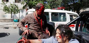 Post de Atentado con coche bomba en la zona de las embajadas de Kabul