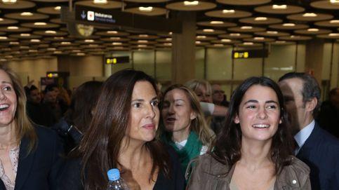 Ana y Blanca, las hijas desconocidas de Carlos Sainz: unidas en estilo (y en la vida)