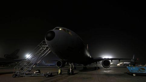 La lucha desde el aire contra el Estado Islámico