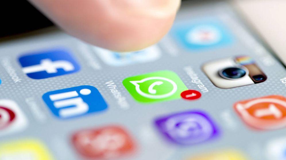 Foto: Iconos de Facebook e Instagram (iStock)
