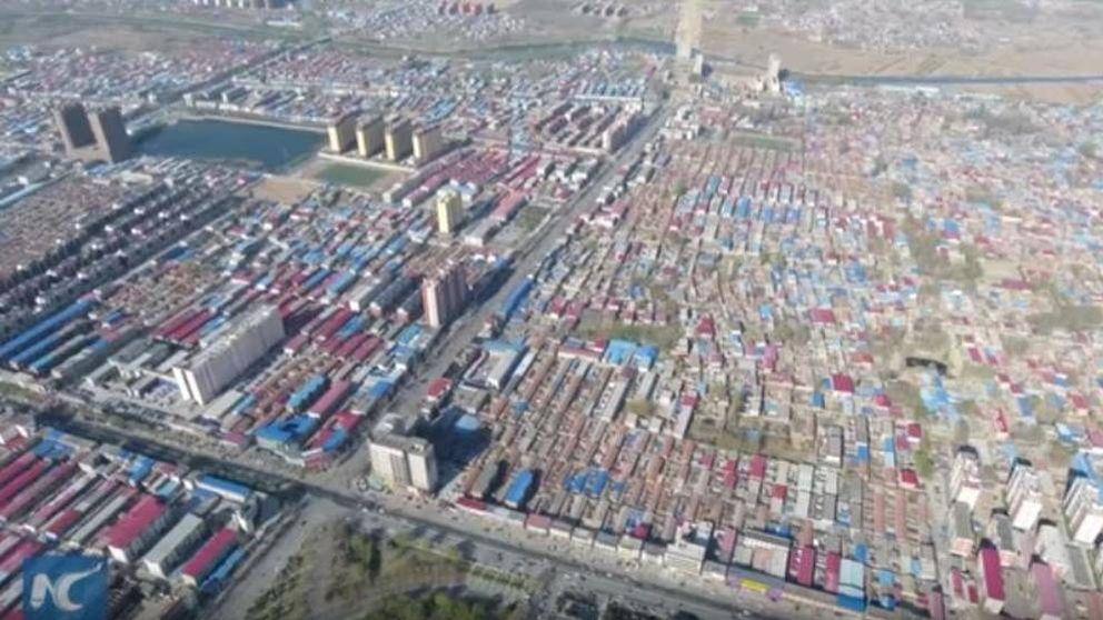 Así será la ciudad más grande de China: el triple que Nueva York