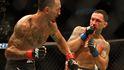 UFC 240: la espectacular victoria sin KO de Max Holloway a Frankie Edgar