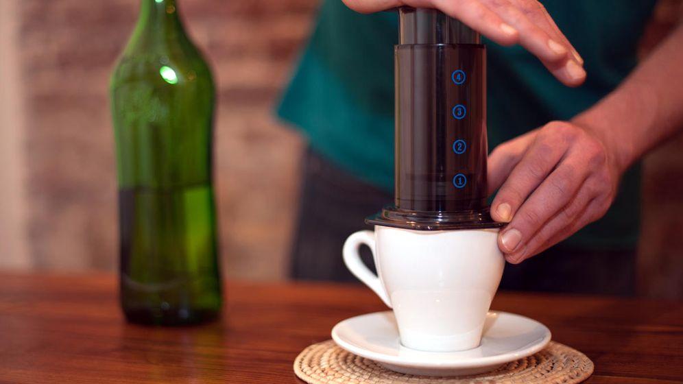 Foto: Por qué este cilindro es la cafetera más querida del mundo