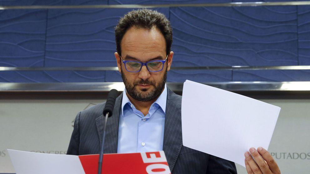 PSOE pide comisión de investigación que cite a Rajoy, Aznar y Bárcenas