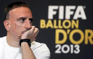 Ribéry cree que Ronaldo consiguió el Balón de Oro gracias a la política
