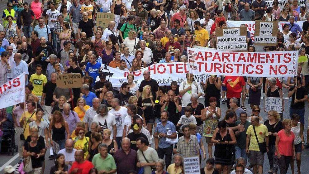 Las ciudades que más odian a los turistas, como Venecia y Barcelona