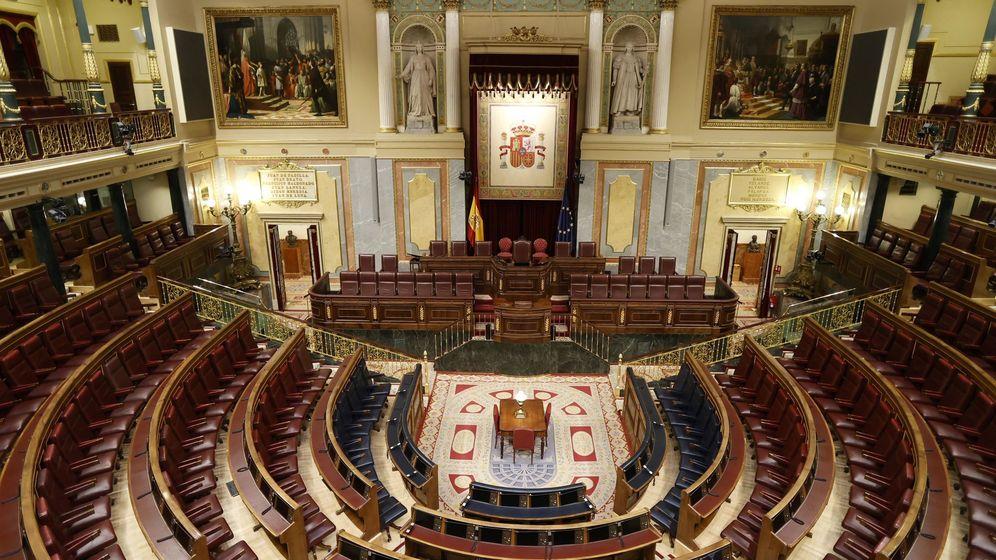 Foto: Ciudadanos pide a la presidenta del Congreso que la próxima sesión sea telemática. (EFE)