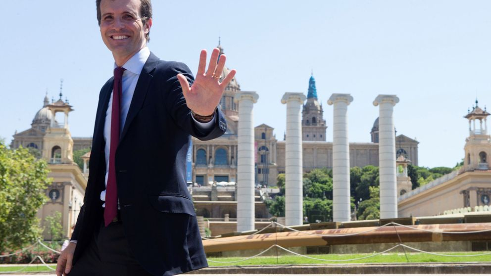 Casado desembarca en Andalucía tras suavizar su 'castigo' a Javier Arenas