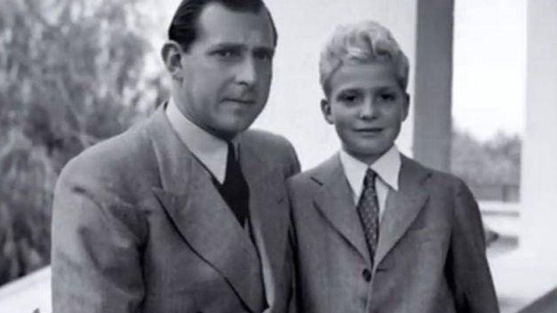 Don Juan y Juan Carlos I. (Vanitatis)