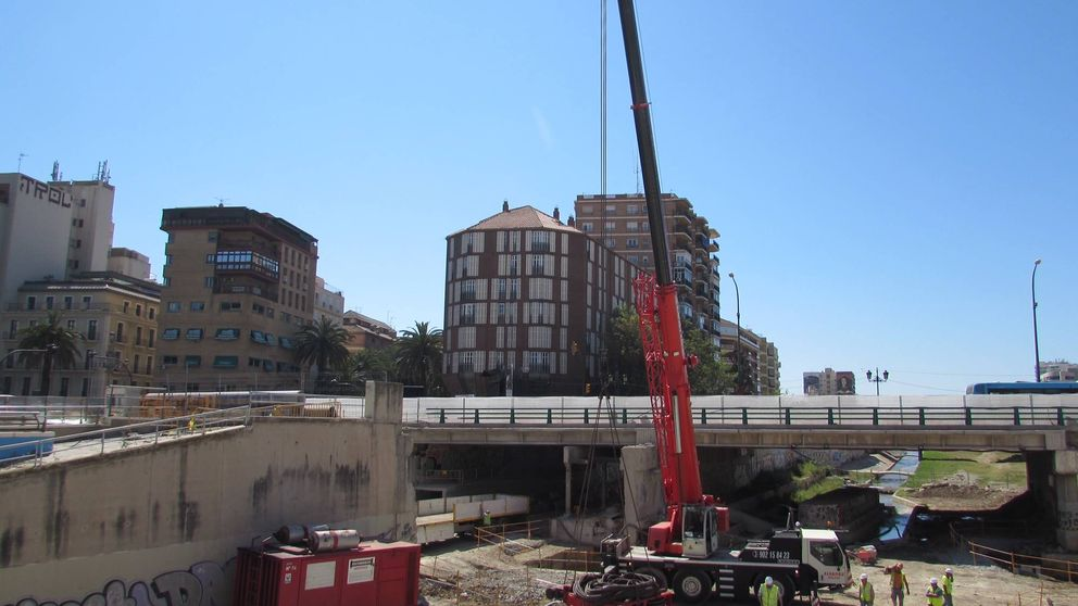 El Vía Crucis del Metro de Málaga: 11 años de obras y sin fecha para llegar al centro