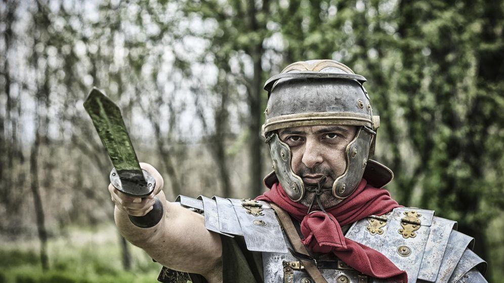 Foto: Los cántabros y astures dieron un buen repaso a la legión, pero los romanos se vengaron. (iStock)