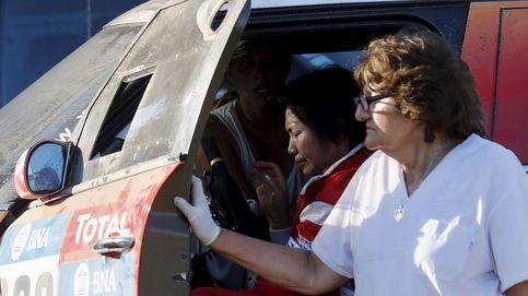 El Dakar empieza con ocho espectadores atropellados