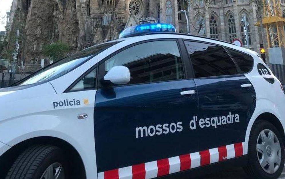 Foto: Cuarto ataque con arma blanca en las últimas horas en Barcelona. (Mossos d'Esquadra)